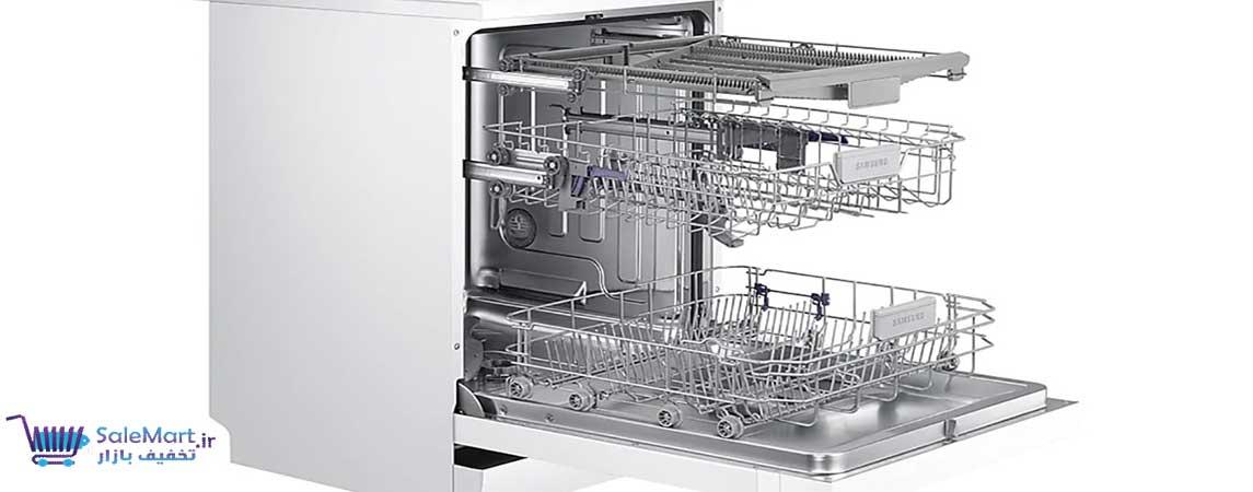طراحی ماشین ظرفشویی سامسونگ مدل 5070